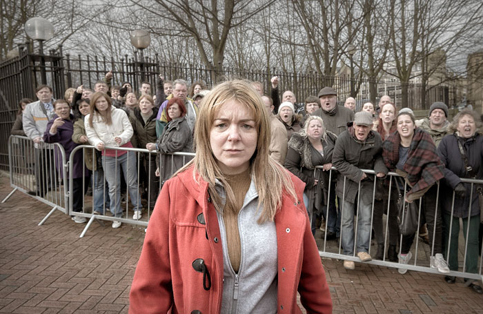 Sheridan Smith in The Moorside. Photo: ITV Studios/BBC