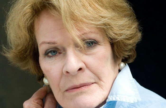 Janet Suzman. Photo: Clare Park