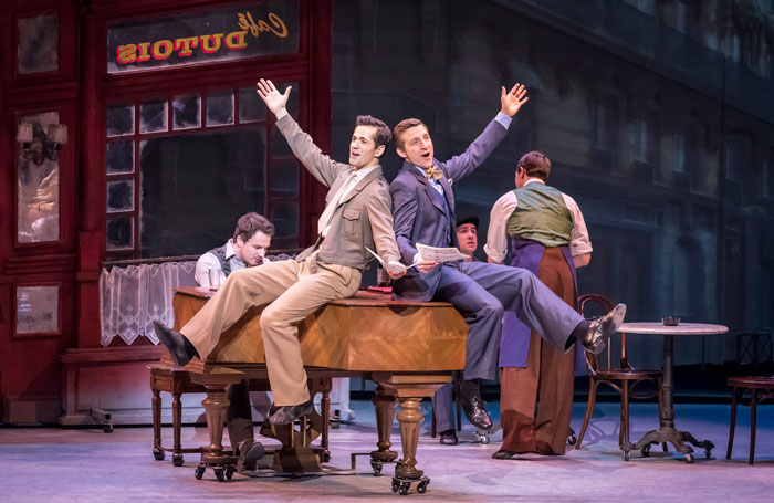 An American In Paris Review At Dominion Theatre, London-6002