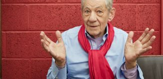 Ian McKellen will star in a one-man show at the Park Theatre. Photo: Mark Douet