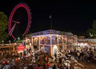 Underbelly Festival will take place in the same location as Udderbelly and London Wonderground on the South Bank. Photo: Underbelly
