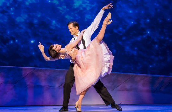 Robert Fairchild and Leanne Cope in An American in Paris. Photo: Tristram Kenton