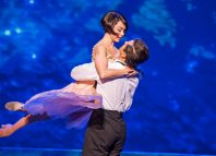 Robert Fairchild and Leanne Cope American in Paris at the Dominion Theatre, London. Photo: Tristram Kenton