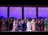 Madama Butterfly at ROH. Photo: Bill Cooper