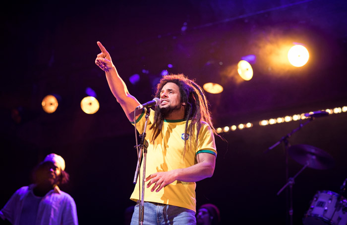 One Love The Bob Marley Musical Review At Birmingham Rep