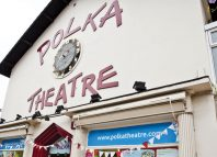 Polka Theatre. Photo: Dawid Gibek