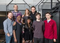 The new cast of Harry Potter and the Cursed Child. Photo: Manuel Harlan