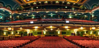 Auditorium of Southampton's Mayflower Theatre