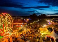 Shambala Festival won awards for outstanding achievement and best festival
