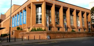 Royal Conservatoire of Scotland, which has the highest percentage of non-white teaching staff