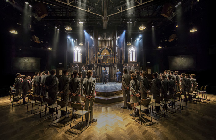 Forty Years On Review At Chichester Festival Theatre