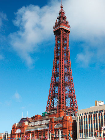 How Blackpool Tower Circus has stayed at the top for 100 ...