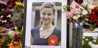 Jo Cox was murdered in June 2016. Photo: Jane Campbell/Shutterstock