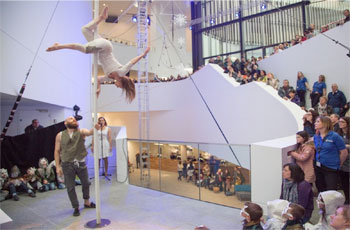 the evolution of the circus industry Introduction: cirque du soleil (circus of the sun) is a canadian  cirque du  soleil was the first ever circus group that evolved its self to the  how would you  assess the attractiveness of the circus industry in early 1980s.
