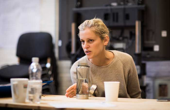 Denise Gough. Photo: Manuel Harlan