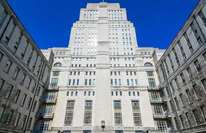 Senate House in London. Photo: I Wei Huang/Shutterstock