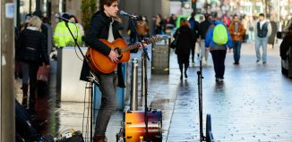 Buskers must have a license to perform in Kensington and Chelsea under new proposals. Photo: Shutterstock