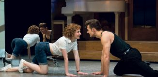 High-profile touring shows such as Dirty Dancing helped boost UK box office in 2016. Photo: Alastair Muir