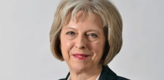 Theresa May. Photo: Wikimedia Commons