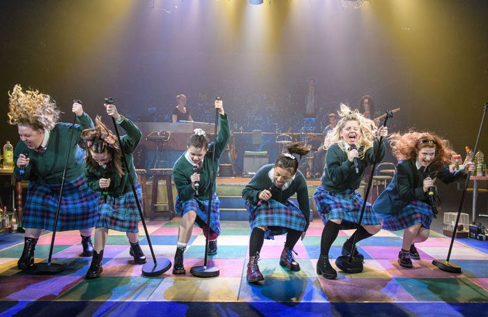 Our Ladies of Perpetual Succour at the Duke of York's Theatre, London. Photo: Manuel Harlan