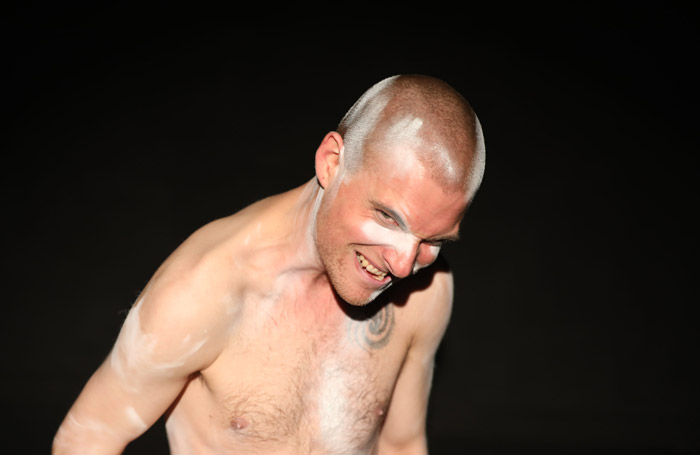 This Is Not Culturally Significant at the Bunker Theatre, London. Photo: Bessell McNamee