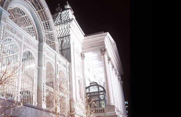 London's Royal Opera House. Photo: Rob Moore/ROH