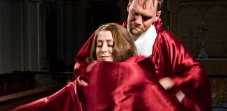 The Duchess of Malfi at St Giles-in-the-Fields, London. Photo: Jim Creighton