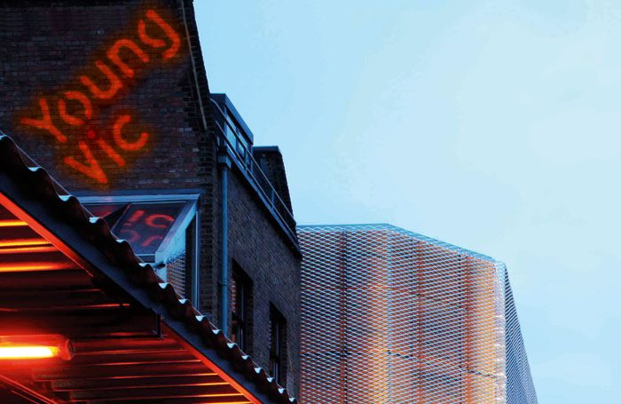 Young Vic Theatre. Photo: Philip Vile