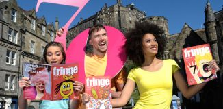 The 2017 Edinburgh Festival Fringe. Photo: Neil Hanna