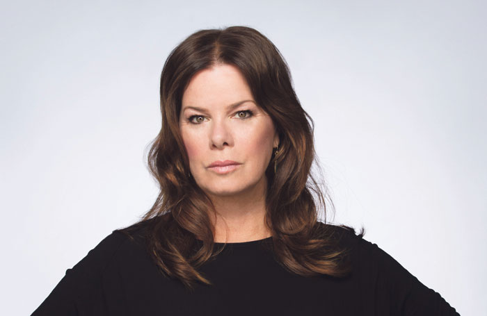 Marcia Gay Harden in a promotional shot for Sweet Bird of Youth. Photo: Johan Persson