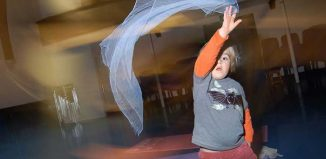 The Hopper project hopes to take children's theatre to areas with low arts engagement