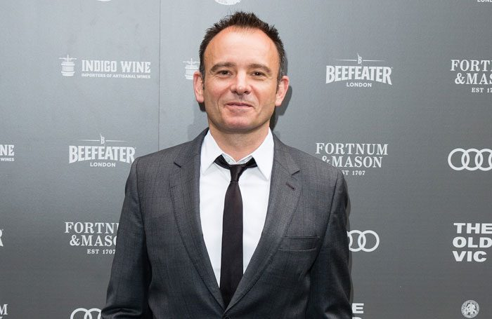 Old Vic artistic director Matthew Warchus