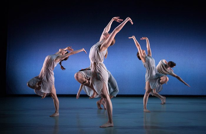 Richard Alston Dance Company's Chacony at Sadler's Wells. Photo: Chris Nash