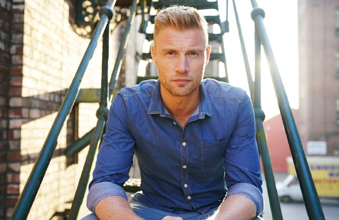 Former England cricket captain Freddie Flintoff to star in Fat Friends musical