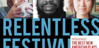 The Relentless Festival at London's Theatre503 will feature readings from finalists of the Relentless Award, established in honour of Philip Seymour Hoffman