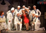 The company of Il Turco in Italia at Garsington