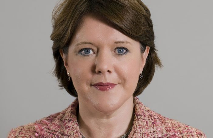 Former culture secretary Maria Miller. Photo: Department for Culture, Media and Sport