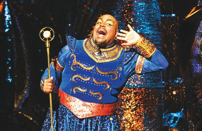 TiMax vocal imaging and effects spatialisation are at the heart of the sound design for Disney's Aladdin