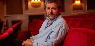 Dominic Dromgoole. Photo: Laura Radford