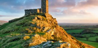 MED Theatre hopes to build a new eco-theatre in Dartmoor National Park. Photo: Helen Hotson/Shutterstock