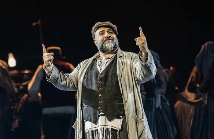 Fiddler On The Roof Review At Chichester Festival Theatre