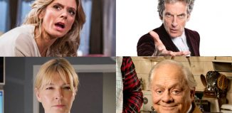 Clockwise from top left: Emilia Fox, Peter Capaldi, David Jason and Jemma Redgrave. Photos: Tristram Kenton/BBC