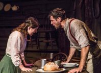 Scene from The Hired Man at Union Theatre, London