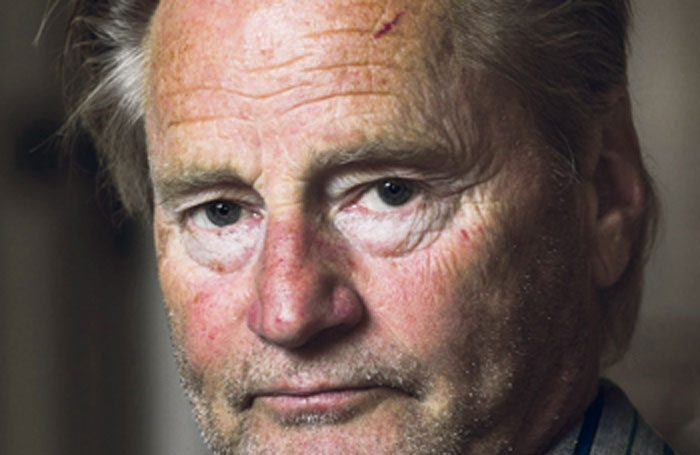 Sam Shepard, who has died aged 73. Photo: Charles Sykes