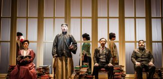 Scene from Datong – The Chinese Utopia at Richmond Theatre, London