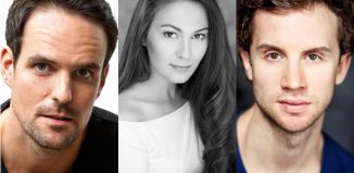 Ben Lewis, Kelly Mathieson and Jeremy Taylor will join the cast of The Phantom of the Opera in the West End