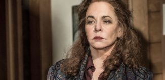 Stockard Channing in Apologia. Photo: Marc Brenner