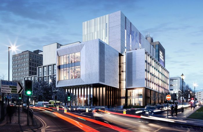 The proposed creative arts building. Photo: Our Studio