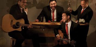 Modern Maori Quartet: That's Us! in Wellington, New Zealand