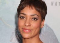 Cush Jumbo. Photo: Kathy Hutchins/Shutterstock
